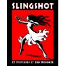 Slingshot: 32 Postcards by Eric Drooker