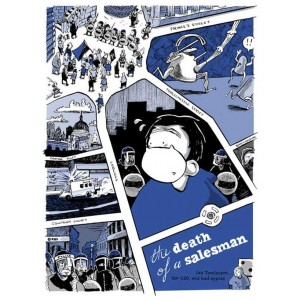 Death of a Salesman by Ed Baldry