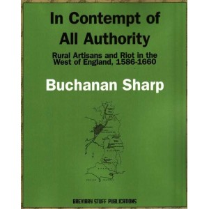 In Contempt of All Authority by Buchanan Sharp
