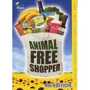 Animal Free Shopper 9th edition by the Vegan Society