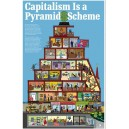 Capitalist Pyramid Poster
