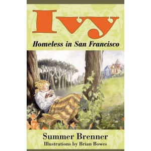 Ivy, Homeless in San Francisco by S. Brenner