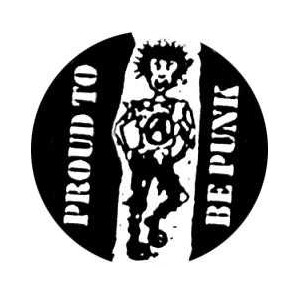38, Proud to be Punk