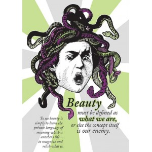 Beauty Subversion Sticker