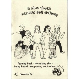 A zine about Womes Self Defence
