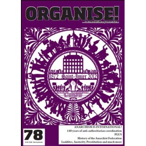 Organise! Issue 78 Summer 2012