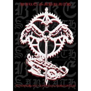 Bike Sabbath sticker