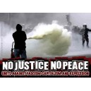 Police everywhere Justice nowhere!