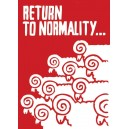 Return to Normality sticker