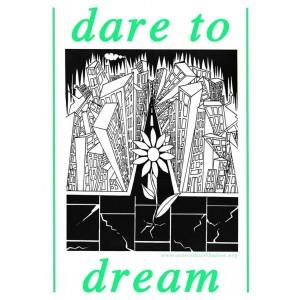 Dare to Dream sticker