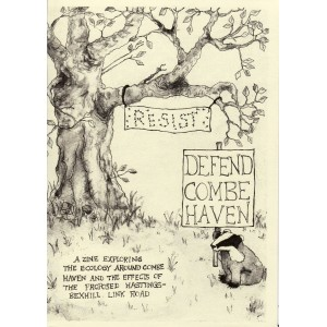 Defend Combe Haven Zine