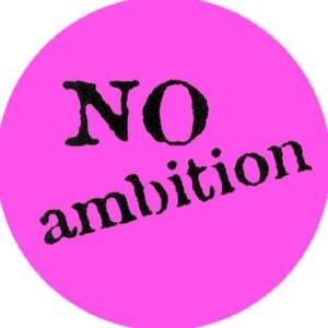 332, No Ambition badge