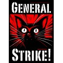 General Strike sticker