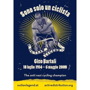 Cino Bartali sticker