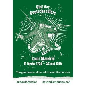 Louis Mandrin sticker