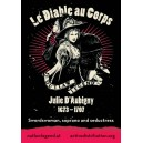 Julie D'Aubigny sticker