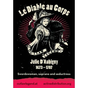 Julie D'Aubigny sticker