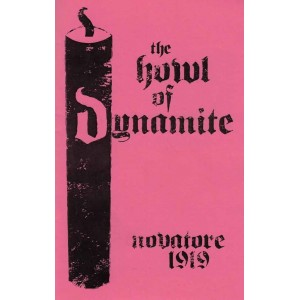 The Howl of Dynamite by Renzo Novatore