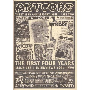 Artcore Fanzine's Thirty Year Anniversary Issue Part Two