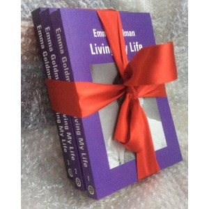 Emma Goldman's Living My Life complete 3 Volumes