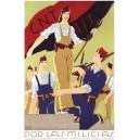 Milicias sticker