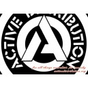 Active Distribution for all things anarchist sticker