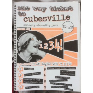 One Way Ticket to Cubesville *20