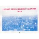 2018 London Rebel History Calendar