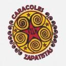 429, Zapatista Snails Badge