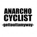 Anarcho cyclist