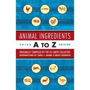 Animal Ingredients A-Z