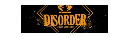 Disorder Store stickers