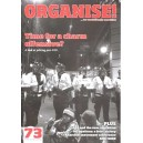 Organise! magazine Issue 73 Winter 2009