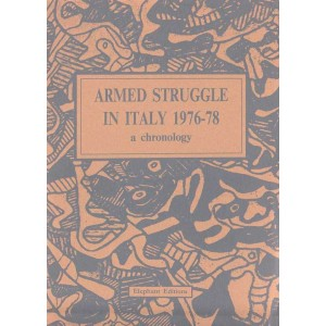 Armed Struggle in Italy 1976-78 A chronology