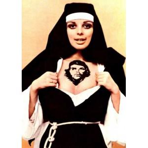Rebel Nun (Che) sticker