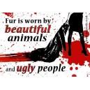 Fur is