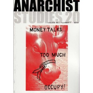 Anarchist Studies Vol 20 *1