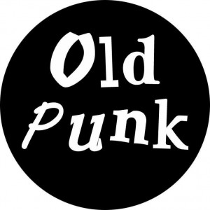 Old Punk .... Badge 104