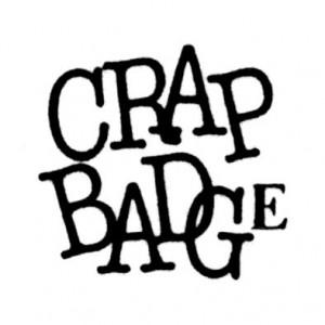 114, Crap Badge