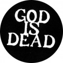 120, God is Dead Badge