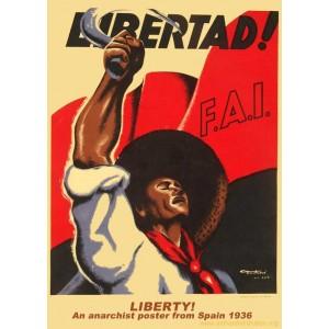 Libertad sticker