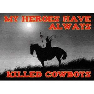 My Heroes sticker