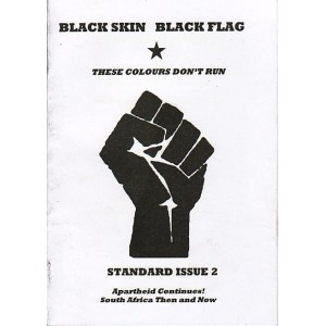 Black Skin Black Flag Standard Issue 2