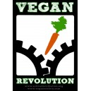Vegan Revolution sticker
