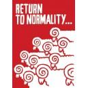 Return to Normality sticker