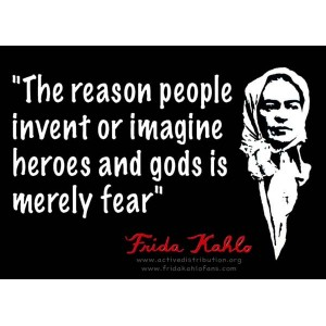 Frida Khalo Reason sicker
