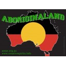 Aboriginaland sticker