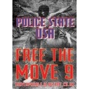 Free Move 9 sticker
