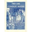 FREE LIKE CONDUIT WATER