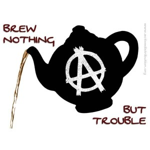 Brew Nothing But Trouble sticker